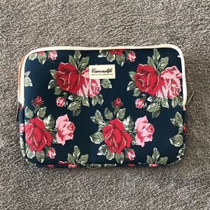 Canvaslife Peony Flowered Laptop Case 15.6""